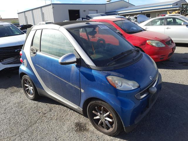 Smart Vehiculos salvage en venta: 2008 Smart Fortwo PAS
