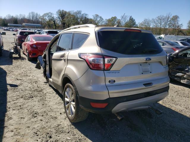 купить 2017 Ford Escape Tit 2.0L 1FMCU0J95HUD34734