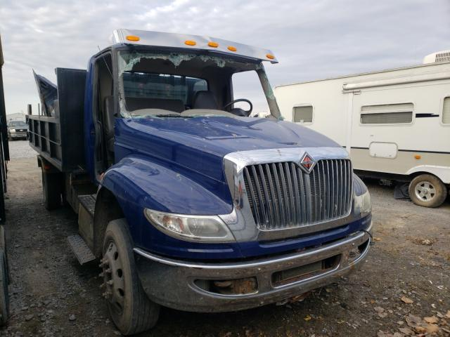 International salvage cars for sale: 2015 International 4000 4300