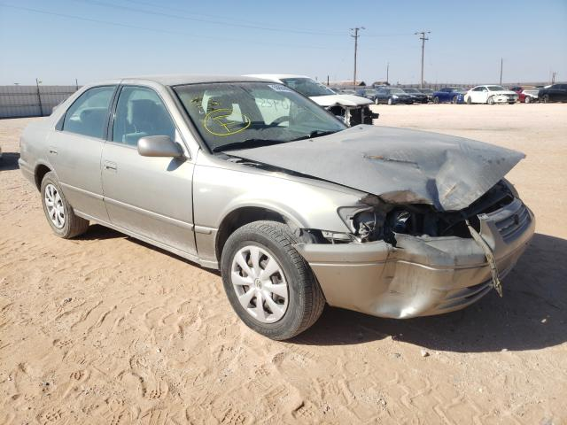 Salvage cars for sale from Copart Andrews, TX: 1999 Toyota Camry LE