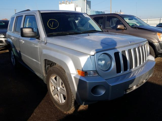 Vehiculos salvage en venta de Copart Chicago Heights, IL: 2010 Jeep Patriot SP