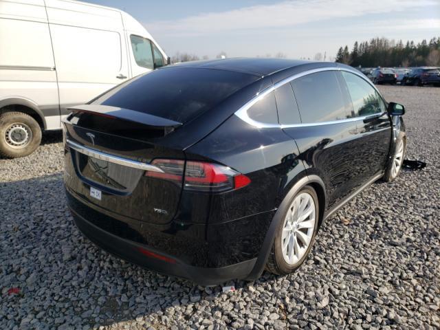 2019 Tesla MODEL X | Vin: 5YJXCBE26KF149481
