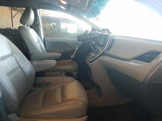 пригнать из сша 2016 Toyota Sienna Le 3.5L 5TDKK3DC8GS718556