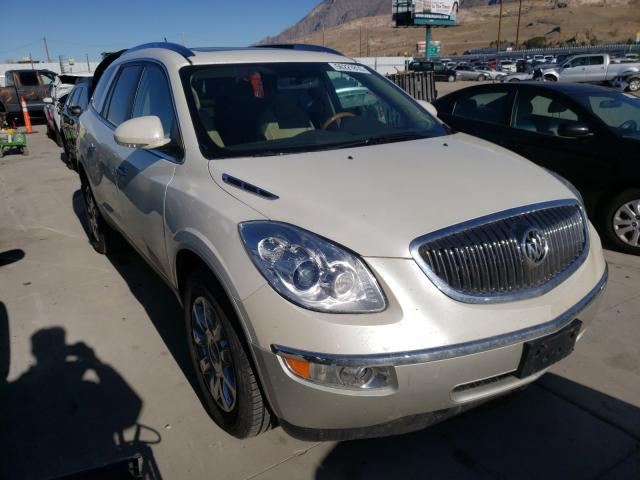 Salvage cars for sale from Copart Farr West, UT: 2012 Buick Enclave