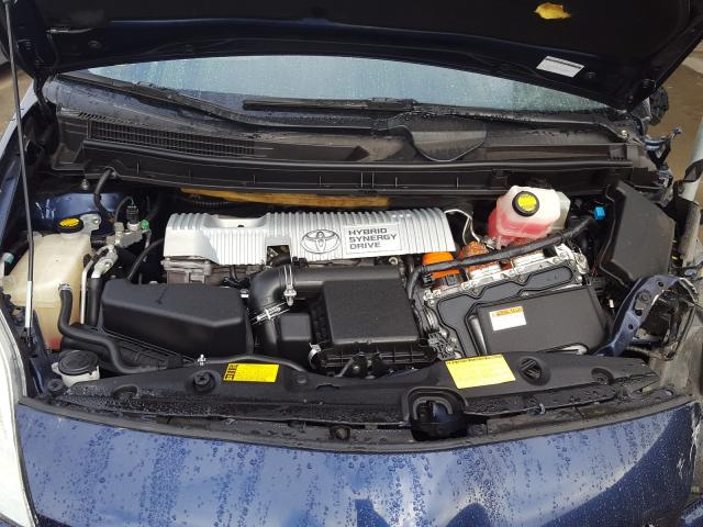 JTDKN3DU5D1714294 2013 Toyota Prius 1.8L