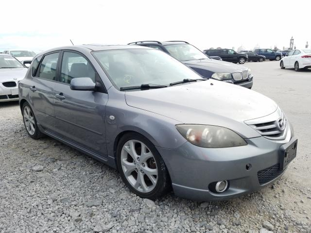 Salvage cars for sale from Copart New Orleans, LA: 2005 Mazda 3 Hatchbac