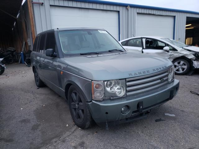 Salvage cars for sale from Copart Denver, CO: 2003 Land Rover Range Rover