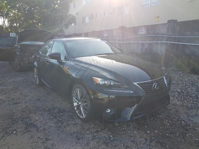 Salvage cars for sale from Copart Opa Locka, FL: 2015 Lexus IS 250