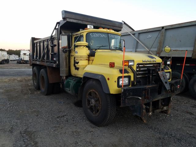 Mack salvage cars for sale: 2000 Mack 600 RD600