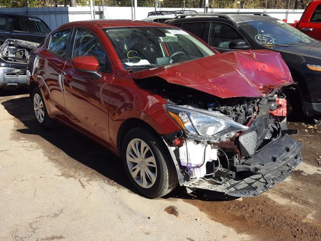 Vehiculos salvage en venta de Copart Austell, GA: 2019 Toyota Yaris L