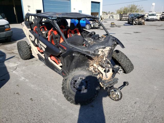 Salvage cars for sale from Copart Anthony, TX: 2021 Can-Am Maverick X