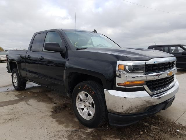 Salvage cars for sale from Copart Grand Prairie, TX: 2018 Chevrolet Silverado