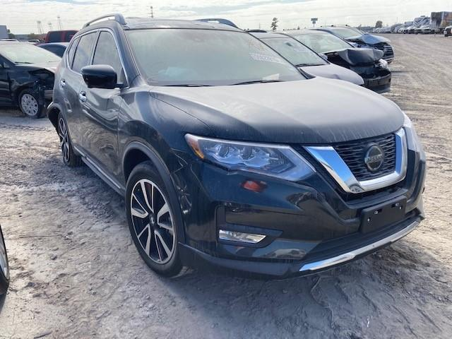 Nissan Rogue S salvage cars for sale: 2020 Nissan Rogue S