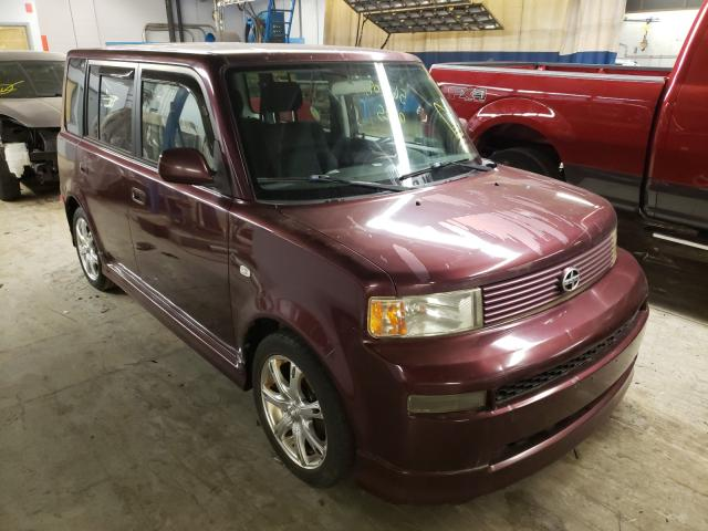 Scion XB salvage cars for sale: 2005 Scion XB