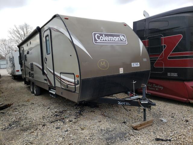 Coleman salvage cars for sale: 2018 Coleman Coleman