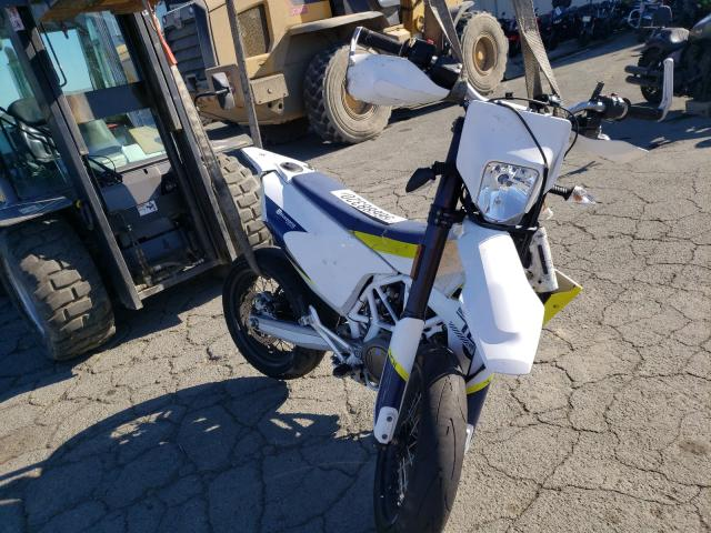 Husqvarna salvage cars for sale: 2018 Husqvarna Supermoto