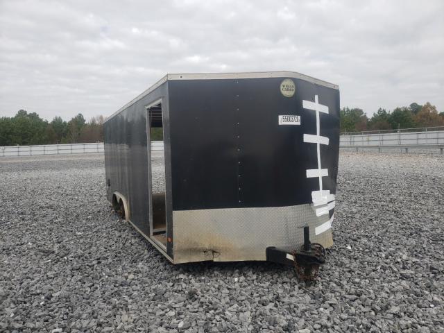 Wells Cargo salvage cars for sale: 2015 Wells Cargo Cargo