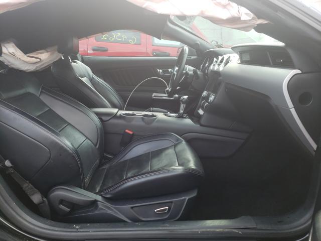 пригнать из сша 2016 Ford Mustang 2.3L 1FA6P8TH9G5229091