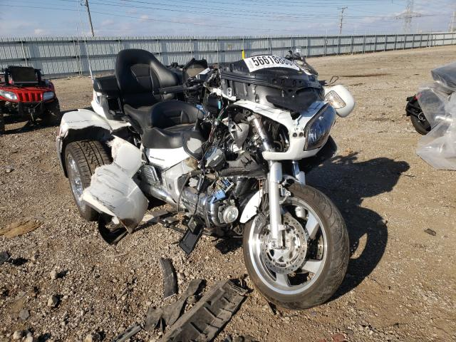 Salvage cars for sale from Copart Elgin, IL: 2012 Honda GL1800