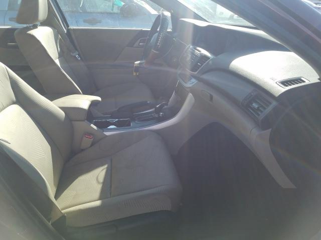 пригнать из сша 2014 Honda Accord Lx 2.4L 1HGCR2F37EA256574