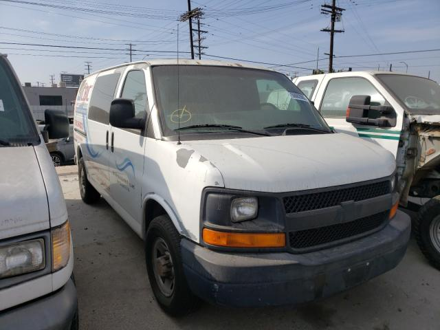 Salvage cars for sale from Copart Sun Valley, CA: 2007 Chevrolet Express G2