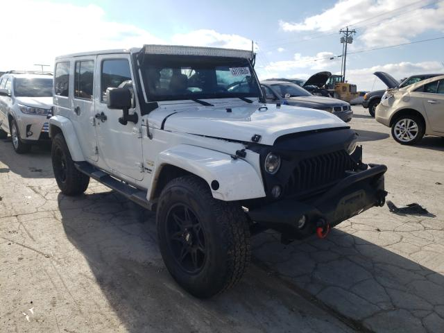 Salvage cars for sale from Copart Lebanon, TN: 2014 Jeep Wrangler U