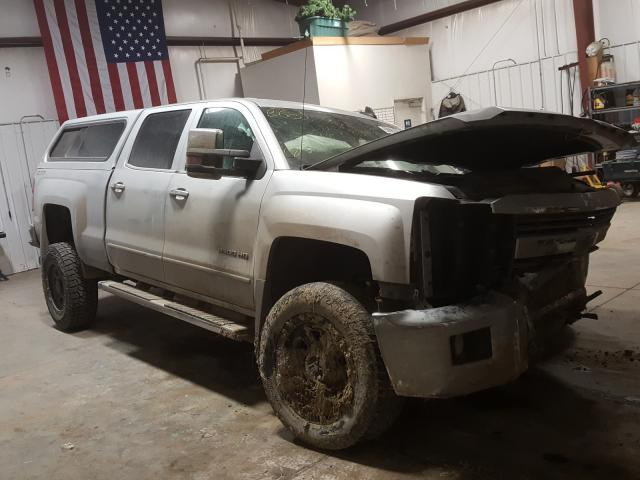Salvage cars for sale from Copart Billings, MT: 2016 Chevrolet Silverado