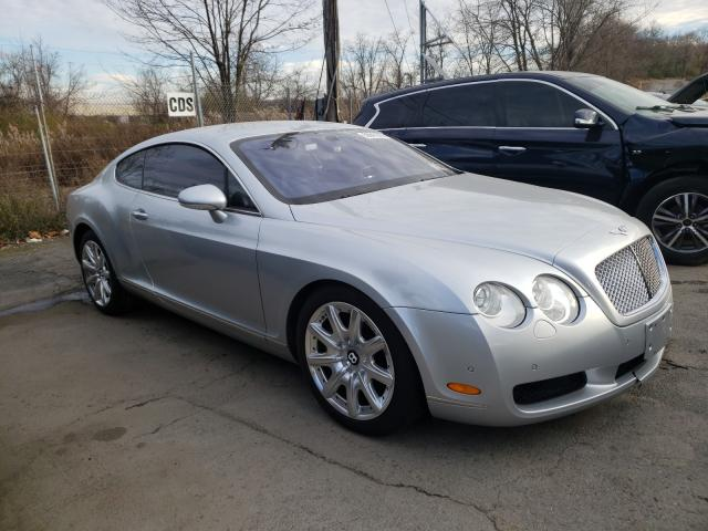Bentley Continental salvage cars for sale: 2006 Bentley Continental