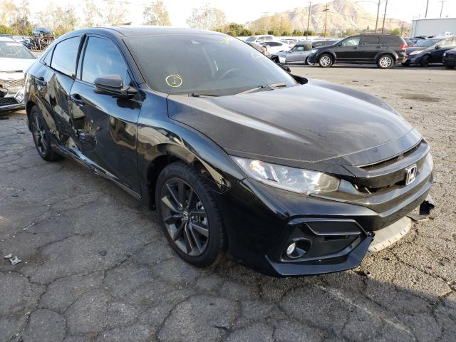 2020 Honda Civic EX for sale in Colton, CA