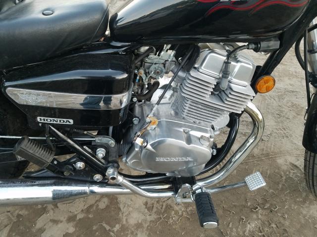 2005 HONDA CMX250 C JH2MC13005K100483