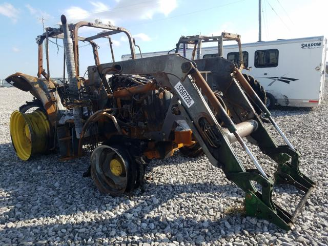 Salvage cars for sale from Copart Lawrenceburg, KY: 2012 John Deere 6430