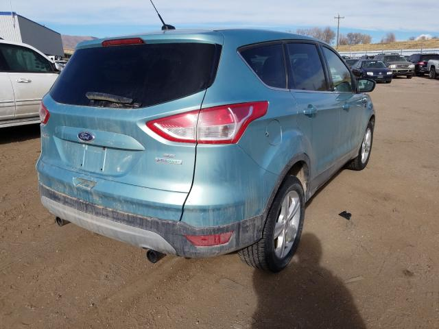 2013 FORD ESCAPE SE 1FMCU0GX1DUA33300