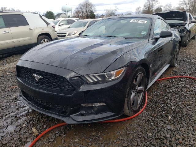 из сша 2016 Ford Mustang 2.3L 1FA6P8TH9G5229091