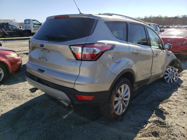 цена в сша 2017 Ford Escape Tit 2.0L 1FMCU0J95HUD34734