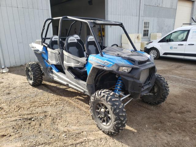 Salvage cars for sale from Copart Davison, MI: 2018 Polaris RZR XP 4 T