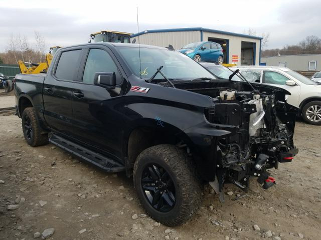 Salvage cars for sale from Copart Duryea, PA: 2019 Chevrolet Silverado
