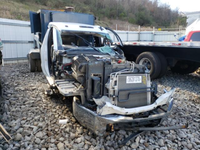 Salvage cars for sale from Copart Hurricane, WV: 2019 Chevrolet Silverado