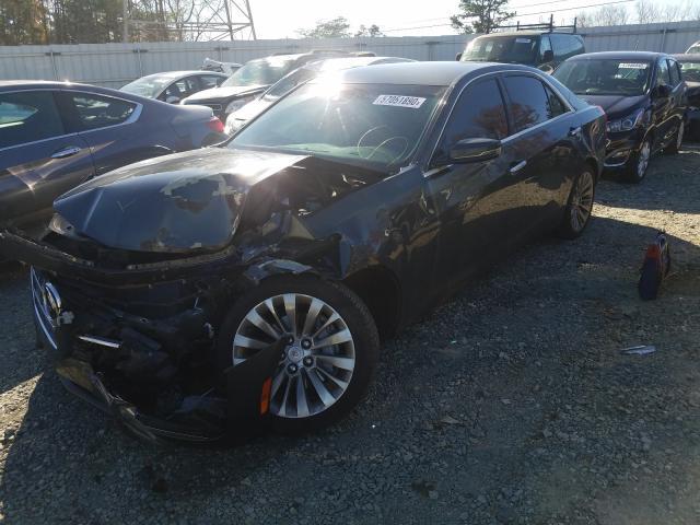 2014 Cadillac CTS | Vin: 1G6AR5SX2E0163034
