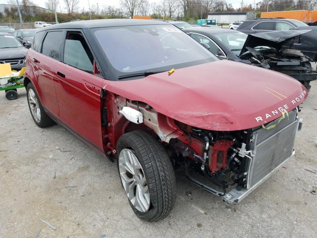 Salvage cars for sale from Copart Bridgeton, MO: 2020 Land Rover Range Rover