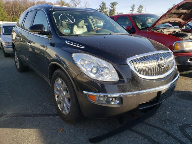 Salvage cars for sale from Copart Exeter, RI: 2011 Buick Enclave CX
