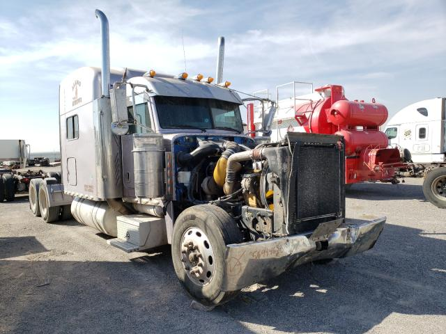 Salvage cars for sale from Copart Anthony, TX: 2007 Peterbilt 379