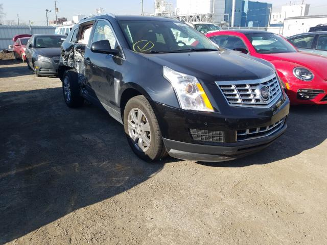 CADILLAC SRX LUXURY