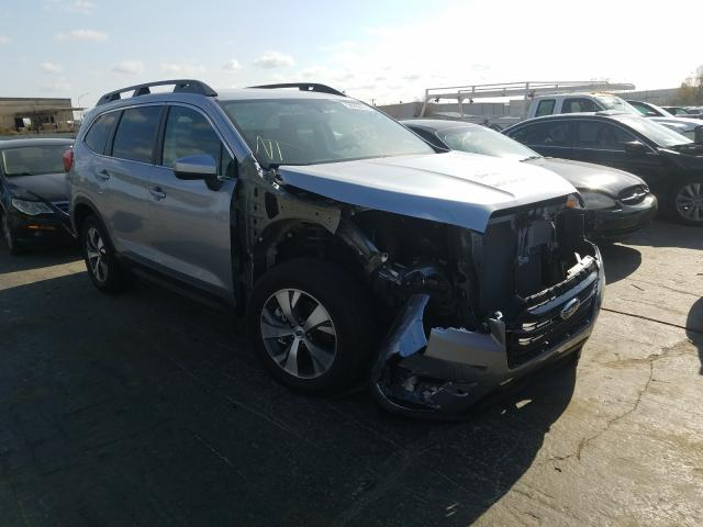 Salvage cars for sale from Copart Tulsa, OK: 2020 Subaru Ascent PRE