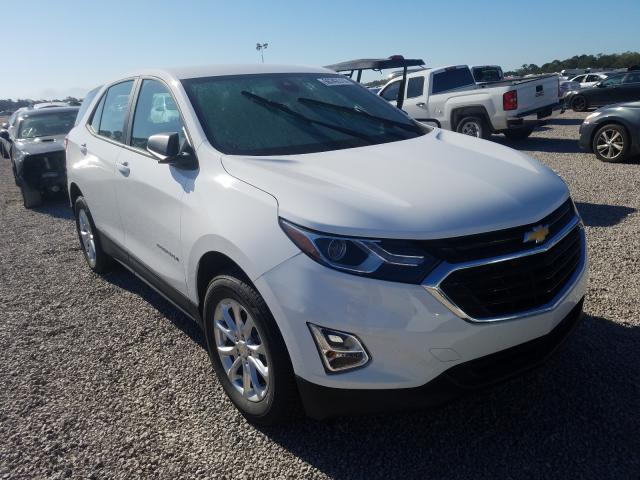 2020 Chevrolet Equinox LS en venta en Theodore, AL