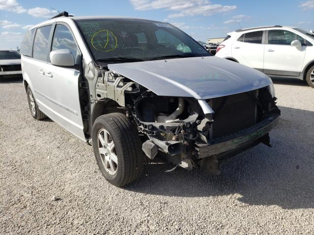 Salvage cars for sale from Copart San Antonio, TX: 2012 Chrysler Town & Country