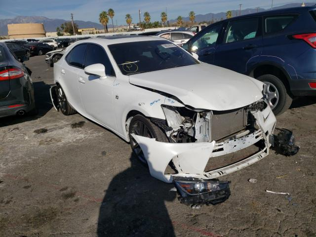 Salvage cars for sale from Copart Colton, CA: 2017 Lexus IS 350