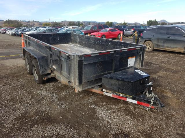 Fabr Trailer salvage cars for sale: 2020 Fabr Trailer