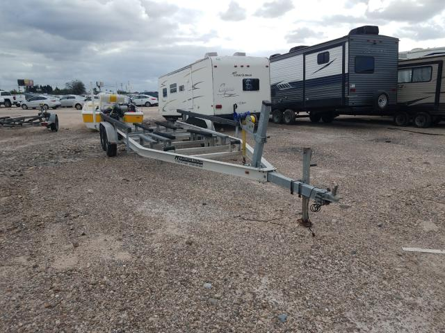 Trail King Vehiculos salvage en venta: 2013 Trail King Boat Trailer