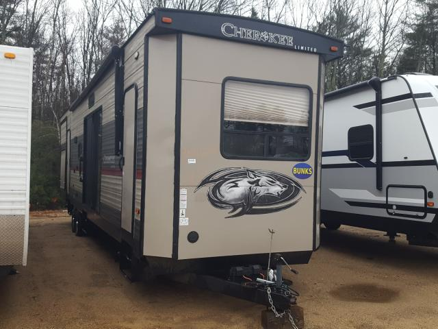 Other Travel Trailer salvage cars for sale: 2018 Other Travel Trailer