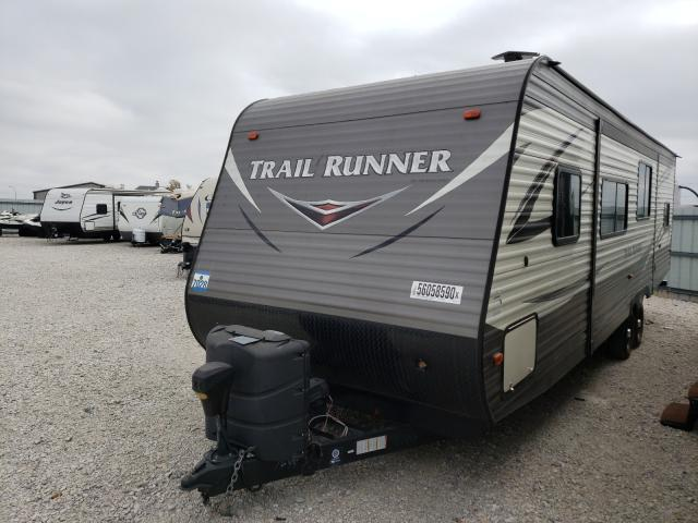 2017 TRAILKING  TRAILER